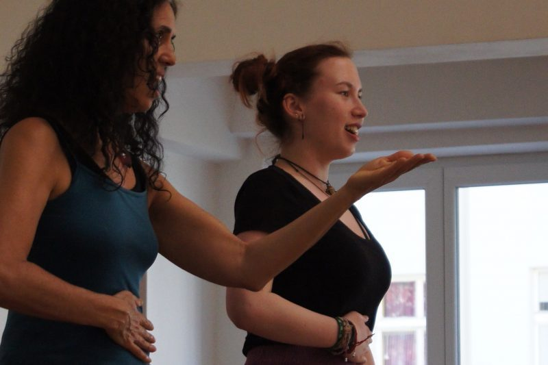 Opening Your Voice (Introduction to the OPEN VOICE training)